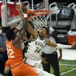 Middleton Sends Bucks Past Suns To Tie Nba Finals At 2 2