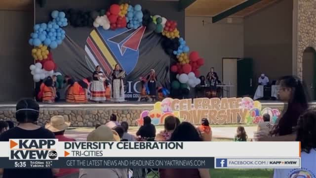 Tri Cities First Annual Diversity Celebration