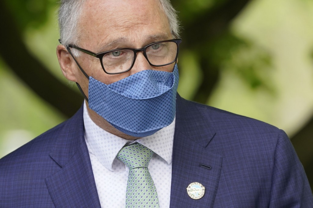 Gov. Inslee Expected To Announce State Employee Vaccine Mandate Monday