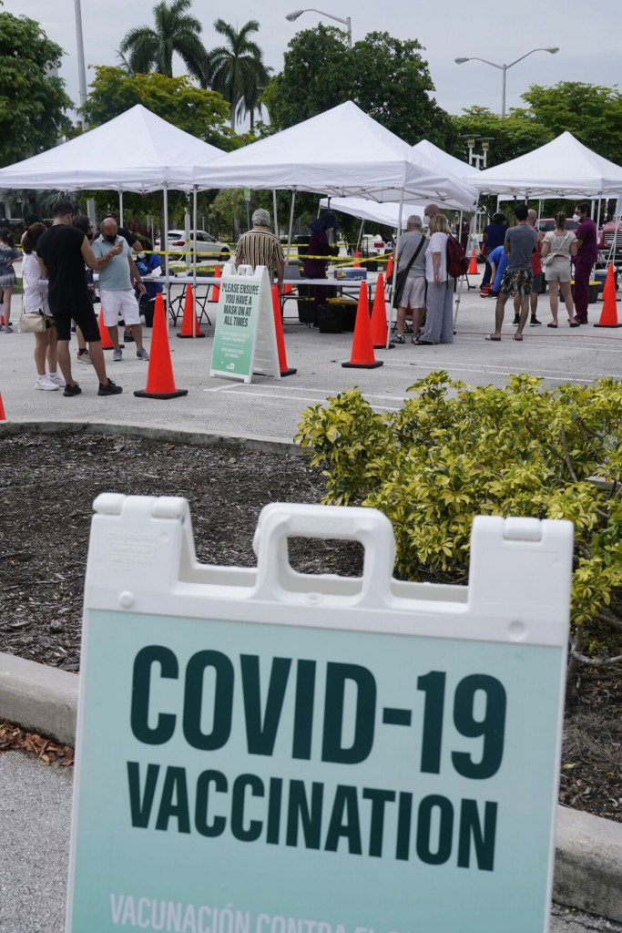 Covid: In Florida Hospitals, 'there Are Only So Many Beds'