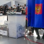 Reported Voting Violations Mar Russia's Parliamentary Ballot