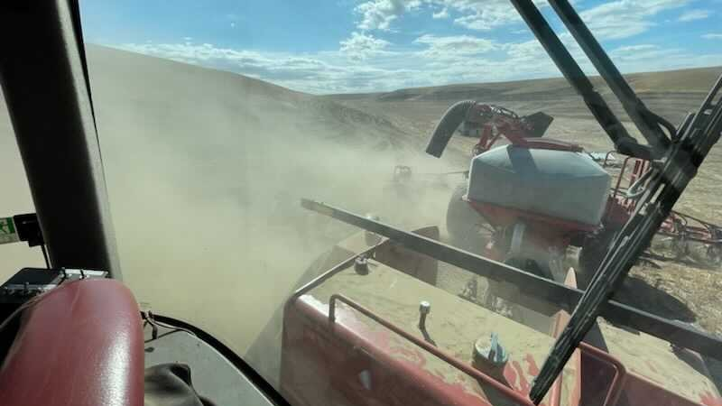 Farmers Face Consequences Of 'exceptional' Northwest Drought