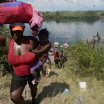 Haitians On Texas Border Undeterred By Us Plan To Expel Them