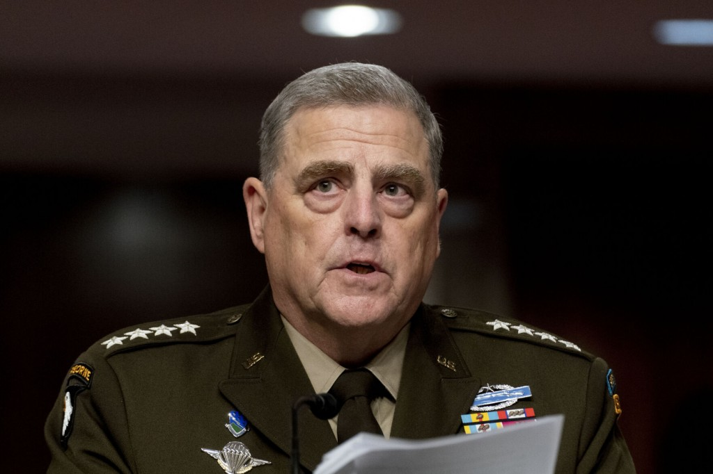 Milley: Us Should Explore More Military Talks With Russia