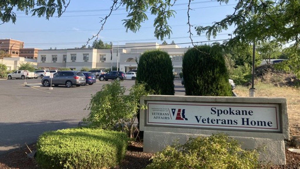Another Veteran Who Tested Positive For Covid At Spokane Veterans Home Dies