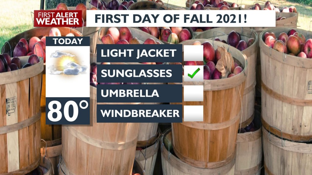 First Day of Fall 2021