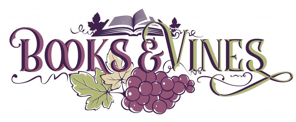 books and vines logo
