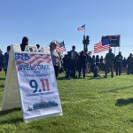9/11 Memorial at the Southridge Complex in Kennewick