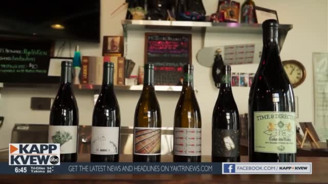 Wine Wednesday – Time And Direction Winery Part 2