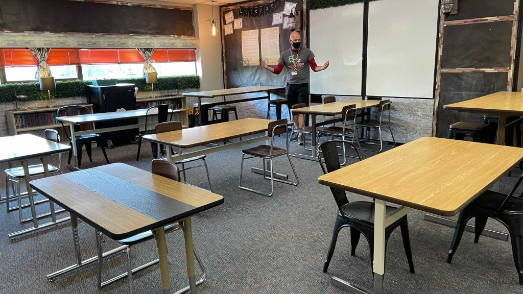 Dept. Of Health: Safety Protocols Kept Covid Transmission Low In Washington Schools
