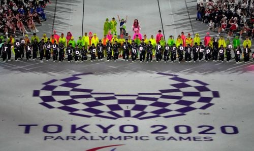 Tokyo Paralympics Comes To An End With Colorful And Vibrant Closing Ceremony