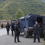 Kosovo Serbia Border Blocked By Protesters Amid Tensions