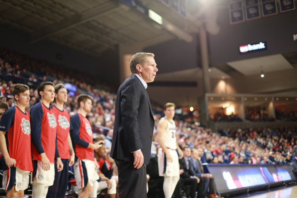 Gonzaga Basketball Coach Mark Few Pleads Guilty To Driving Under The Influence