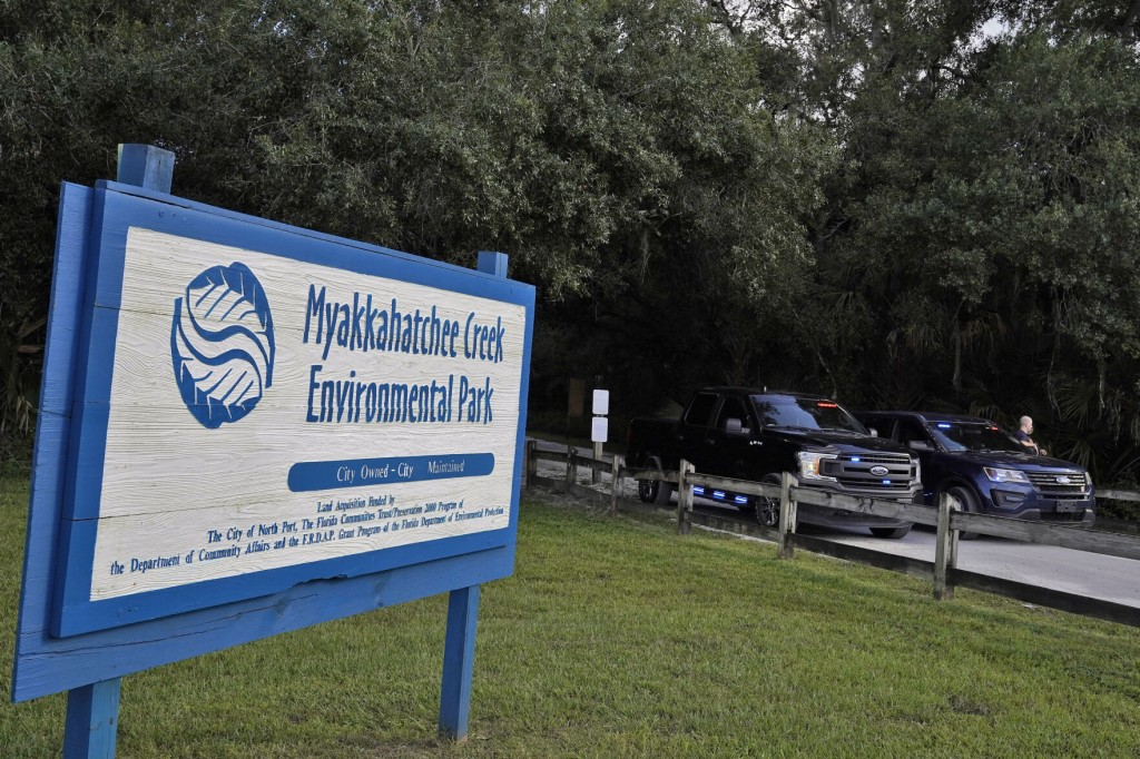 Fbi: Remains Found In Florida Park Id'd As Brian Laundrie
