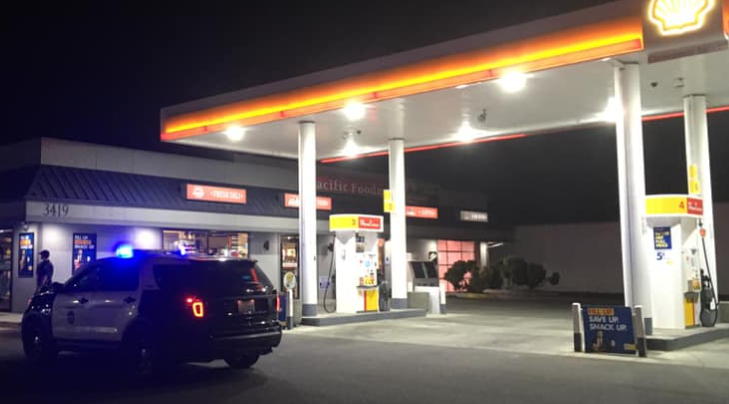 Kpd Gas Station Robbery