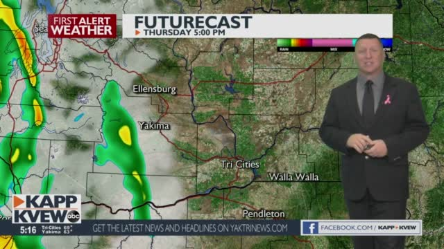 Rain, Rain And More Rain Overnight Into Friday Morning And The Weekend Jeff