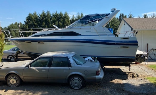 Ppd Stolen Boat