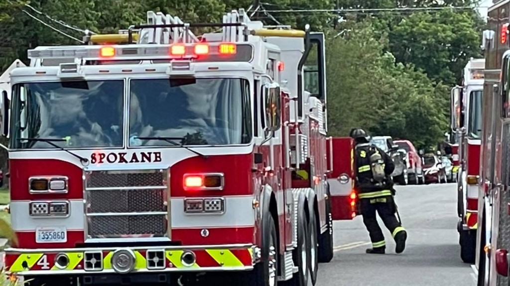 State Workers, Including Spokane Firefighters Sue Over Vaccine Mandate