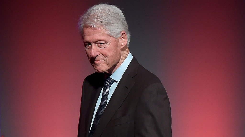 Former President Bill Clinton Admitted To Hospital
